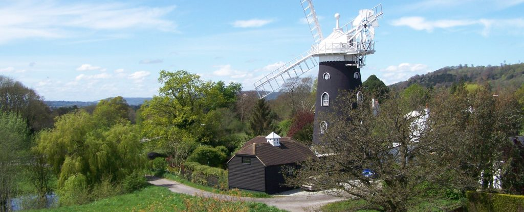Wray Common Mill, Reigate, Surrey